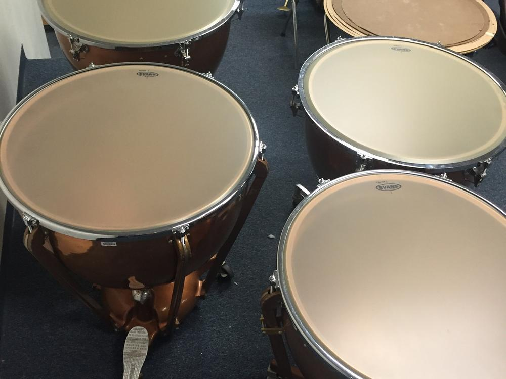 New Drums