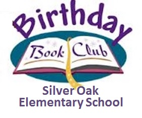 Silver Oak Birthday Book Club Logo