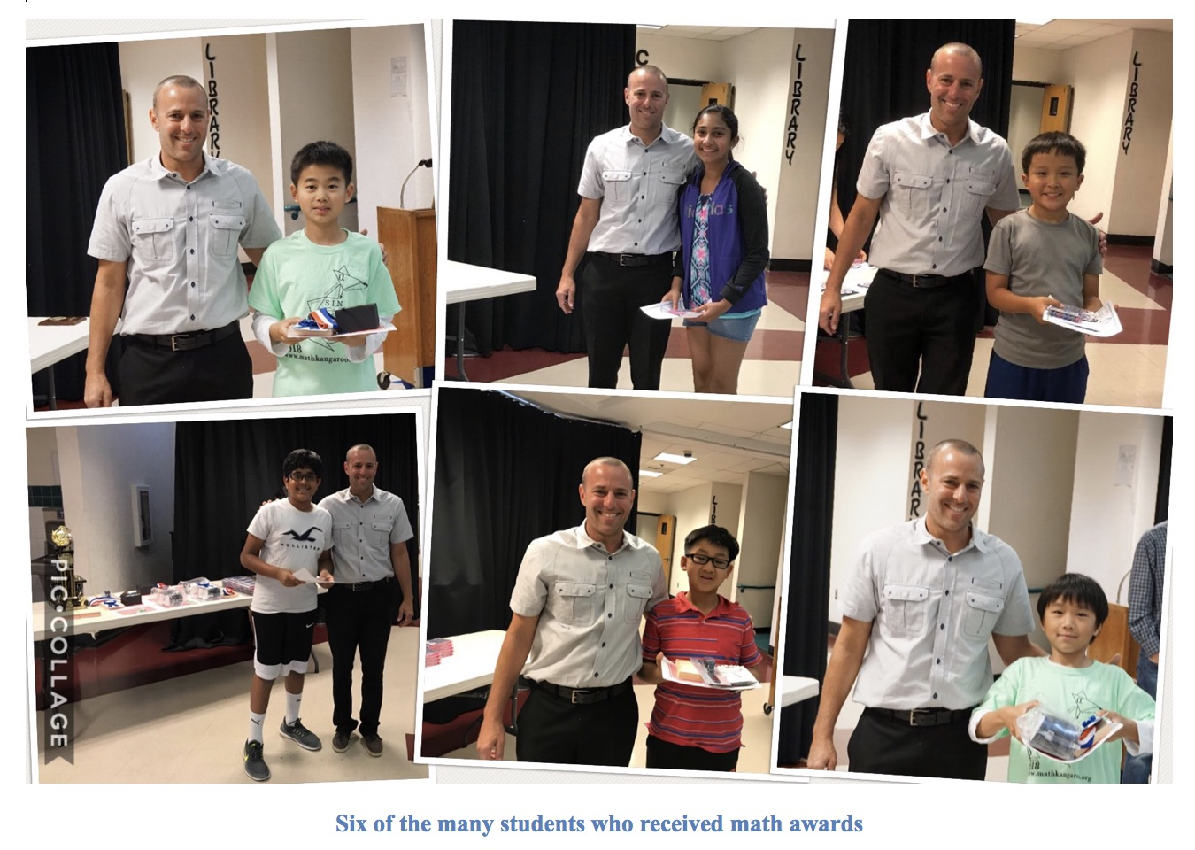 Math Awards Night 2018