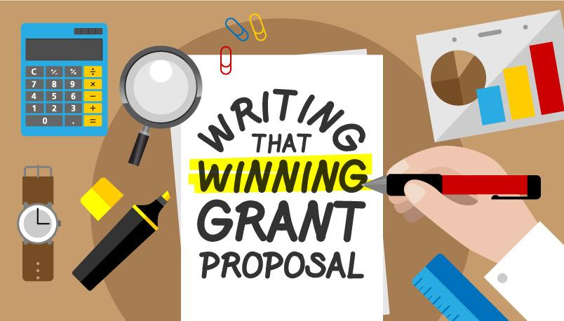 Grant Writing Graphic